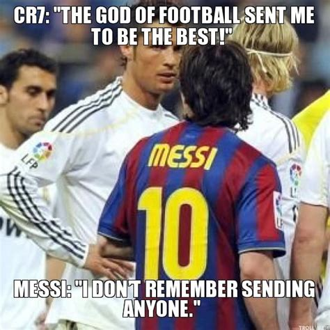 Messi Meme - messi barcelona meme ronaldo funny bar 231 a