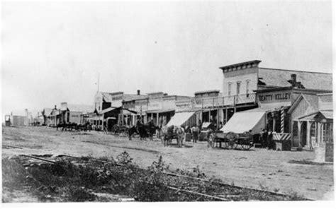 What Is Dodge City Dodge City Ford County Kansapedia Kansas Historical