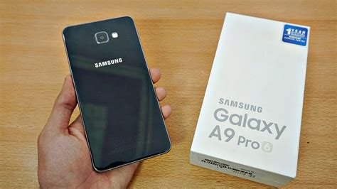 Harga Samsung Galaxy A7 Unboxing samsung galaxy a9 pro 2017 unboxing look