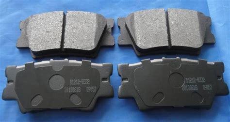 Toyota Brake Pads China D1212 Toyota Brake Pad China Brake Pads Disc