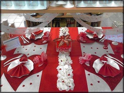 decoration table fete d 233 co de table et blanche 224 coeur id 233 ale pour un mariage voir toutes nos id 233 es de