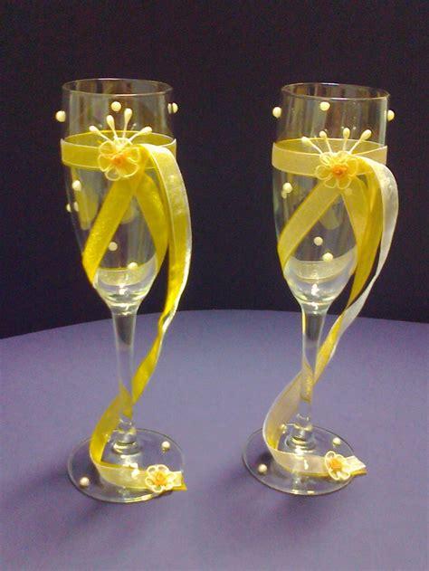 decoracion copas boda decoracion de copas para quinceanera manualidades