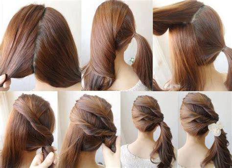Easy Hairstyles Hairstyles The Clothes Collector