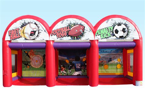 Bounce House Rentals Lakeland Fl by Why Settle For Less Our Trple Threat Sportsplex Is The