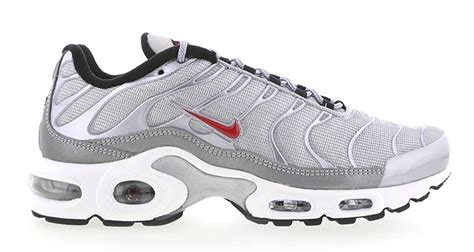 nike air silver nike air max plus quot silver bullet quot release date nice kicks