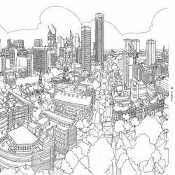 architecture coloring book coloring books for grown ups calvin was right