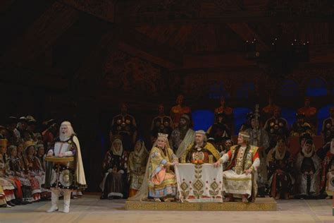 Ruslan and lyudmila opera synopsis the marriage