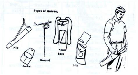 Tempat Anak Panaharrow Quiver Release peralatan tambahan archery