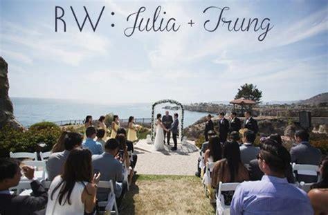 wedding in pismo ca real wedding trung s pismo wedding diy weddbook