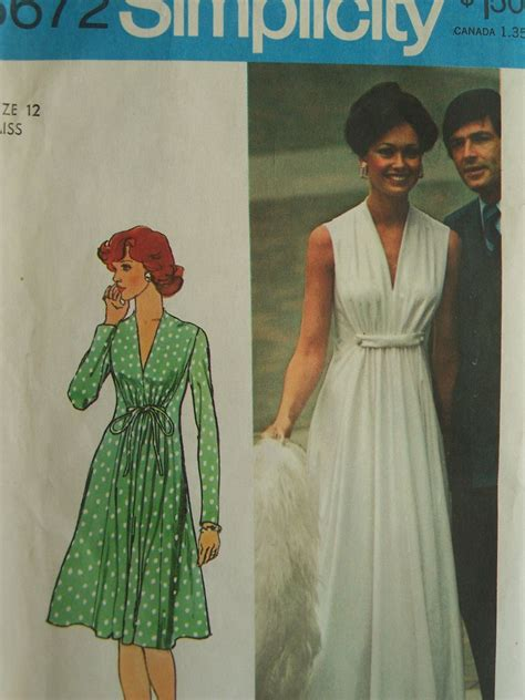 pattern grecian dress sale simplicity 6672 sewing pattern misses grecian gown