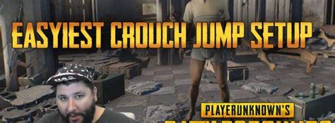 pubg jump crouch bind tutorials archives game rebel