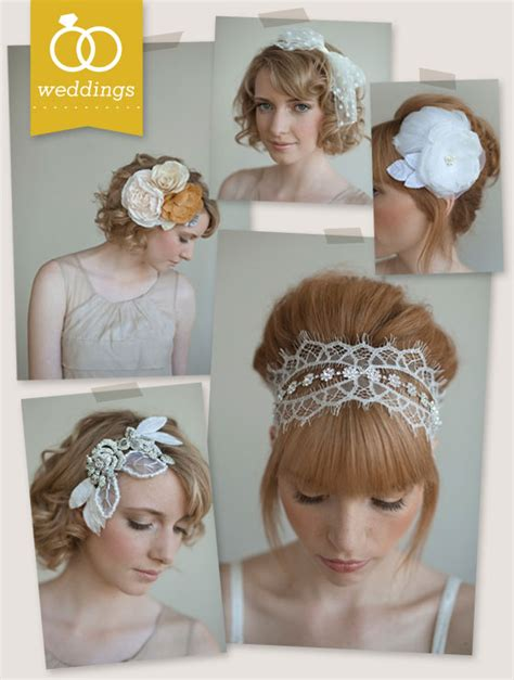 handmade wedding hair accessories hearts