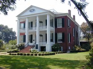 House Ms The Architecture Of Rosalie Mississippi History Now