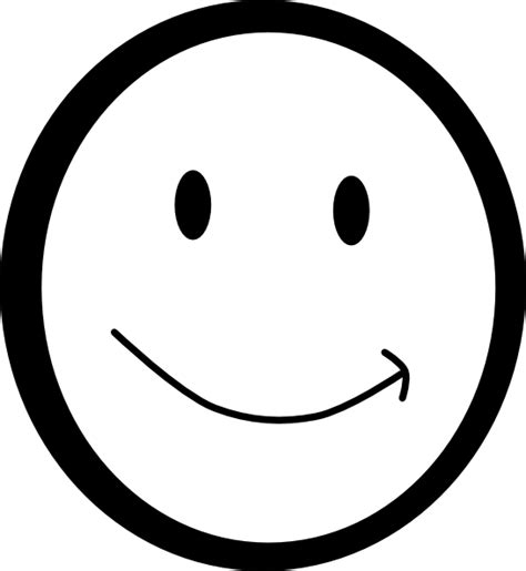 black and white smiley face clip art straight face clipart black and white clipart panda