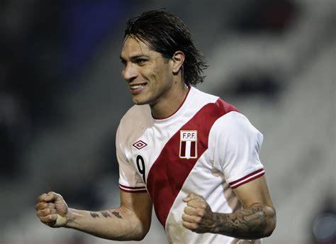 futbolistas peruanos que portaron la paolo guerrero 171 el deporte rey