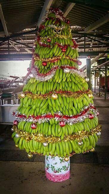 banana christmas treecaribbean style christmaslove  trinidad  tobago  birth place