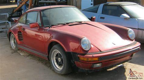 Project Porsche For Sale by Porsche 911 Project Car