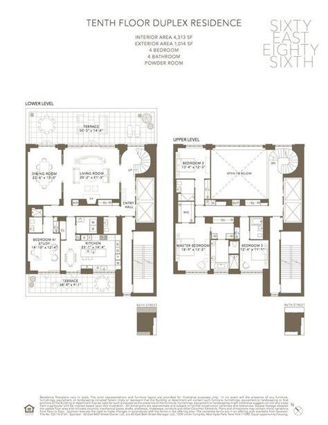 floor plan sles thomas juul hansen s 15 condos for 86th street revealed