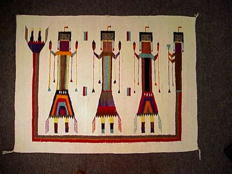 navajo yei rug value a mid century navajo yei rug for sale antiques classifieds