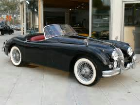 1956 Jaguar Roadster Cruel Intentions Jaguar Xk140 Motoburg