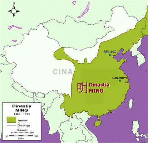 vasi cinesi dinastia ming dinastia il grande impero dei ming