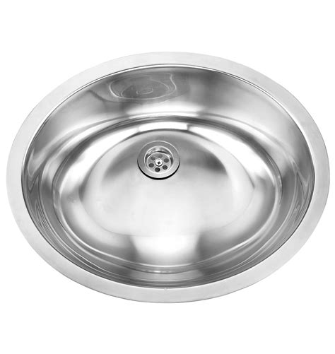 16 undermount bathroom sink as214 19 quot x 16 quot x 7 quot 18g single bowl undermount deluxe