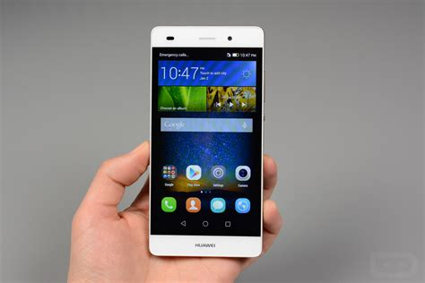 huawei p8 lite video huawei p8 lite unboxing and first impressions