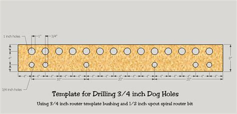 drill hole template gallery templates design ideas
