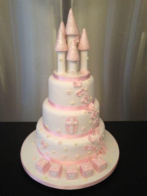 three tier 3 tier baptism cakes for girls www pixshark com images