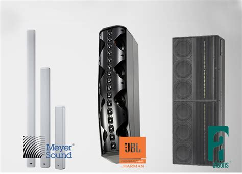Speaker Corong Kecil speaker sound system jenis kolom column array paket sound system profesional indonesia