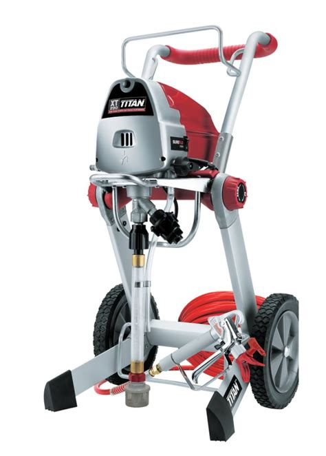 Titan Xt290 Paint Sprayer The Home Depot Canada