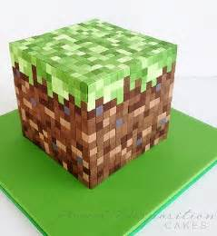 gras kuchen minecraft cakes and cupcakes
