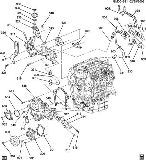 chevy impala 3800 engine diagram get free image about