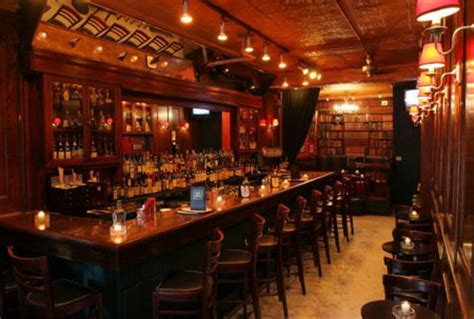 Hudson Bar and Books « CBS New York