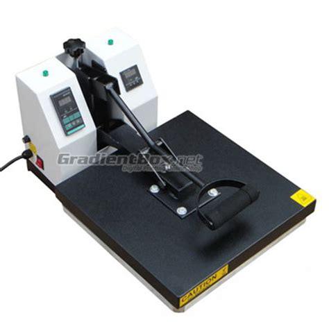 Mesin Sablon Kaos Digital 40x60 mesin sablon kaos standup swing 40x60 cm gradientbox net