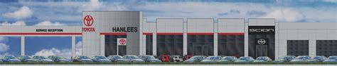 Toyota Hanlees R L Davidson Architects Hanlees Hilltop Toyota