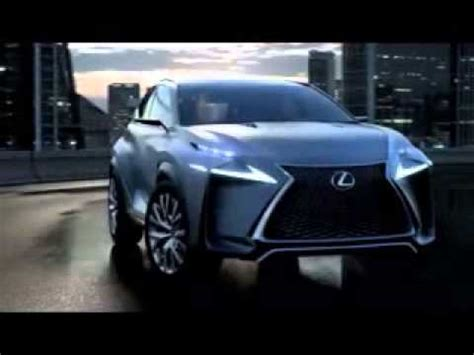 lexus lf nx interior 2015 lexus lf nx interior and exterior