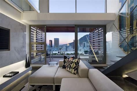 interior design cape town trendy cape town waterfront duplex penthouse apartment