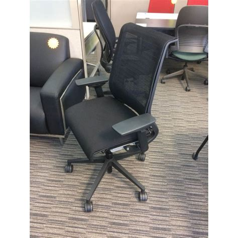 Steelcase Think Chair Review by Steelcase Think Chair Used Seating Used