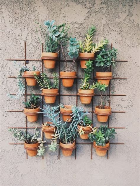 15 Brilliant Diy Vertical Indoor Garden Ideas To Help You Garden Wall Hanging Baskets
