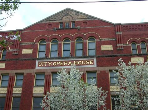 traverse city opera house opera house traverse city michigan where i live pinterest