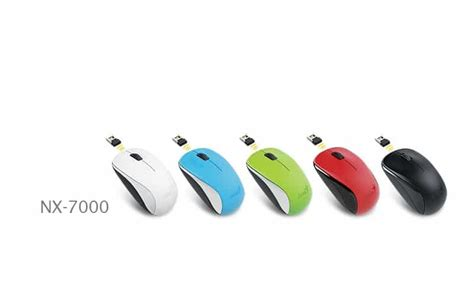 Mouse Wireless Genius Nx 7000 100 Original genius reveals the nx 7000 blueeye sensor wireless mouse eteknix