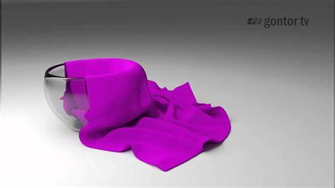 blender tutorial tutor4u cloth simulation with blender edited in lightworks based