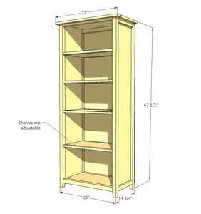 Bookshelves Dimensions White Channing Bookcase Diy Projects