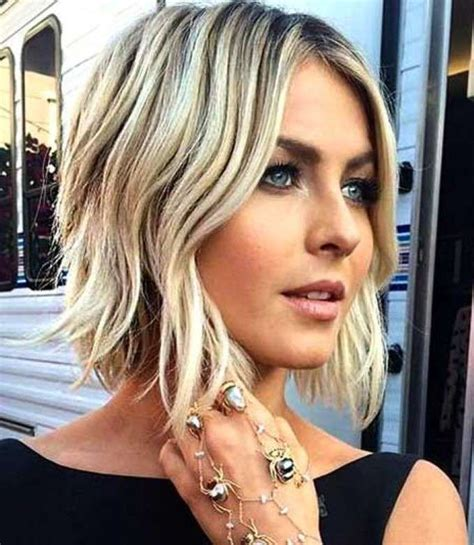20 chic and beautiful curly bob hairstyles we adore 20 trendy short haircuts for cool summer style wavy bob