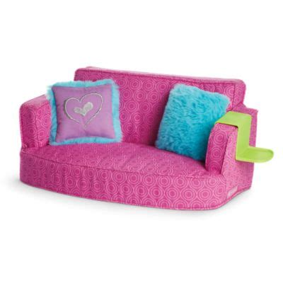 american girl doll couch comfy couch furntm american girl