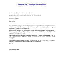Cover Letter Of A Resume Email Cover Letter Example Sample Email Cover Letter With