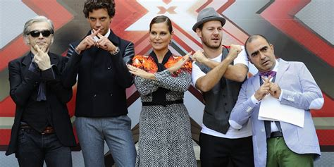 Calendario X Factor X Factor 2013 Italia Visto Da Deer Waves Deer Waves