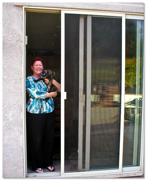 Patio Screen Doors Sliding Patio Screen Doors Sacramento Ca A To Z Window Screens