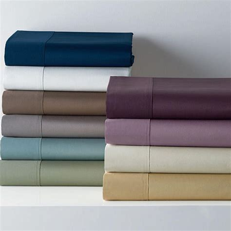 supima cotton percale sheets 400 tc supima percale sheets the company store 128